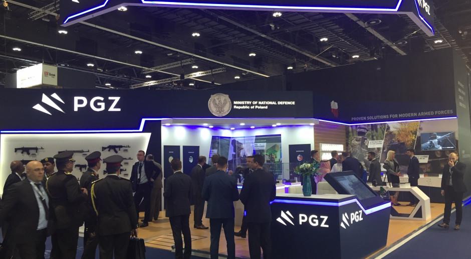 Debiut PGZ na targach IDEX 2019