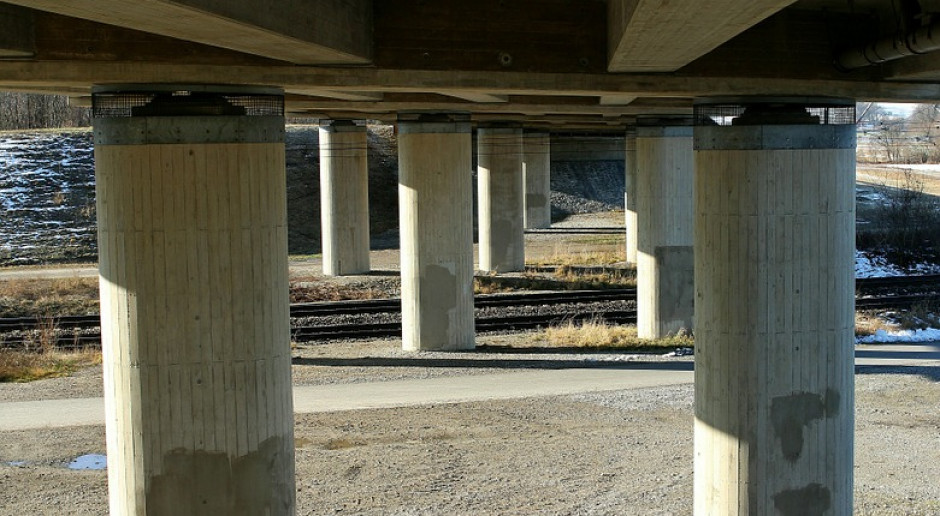 Rozpoczyna się modernizacja wiaduktu kolejowego nad obwodnicą Opoczna