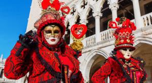 Włochy: Wirtualny wenecki karnawał