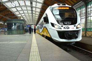 Kolejne pociągi Kolei Dolnośląskich wracają do rozkładu od 1 lipca