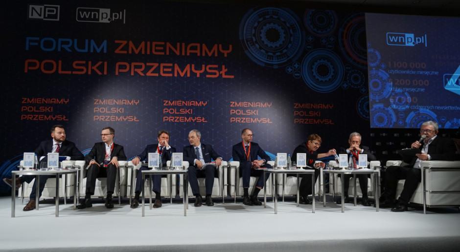 Zmieniamy Polski Przemysł: Polska gospodarka plus/minus [RELACJA WIDEO]