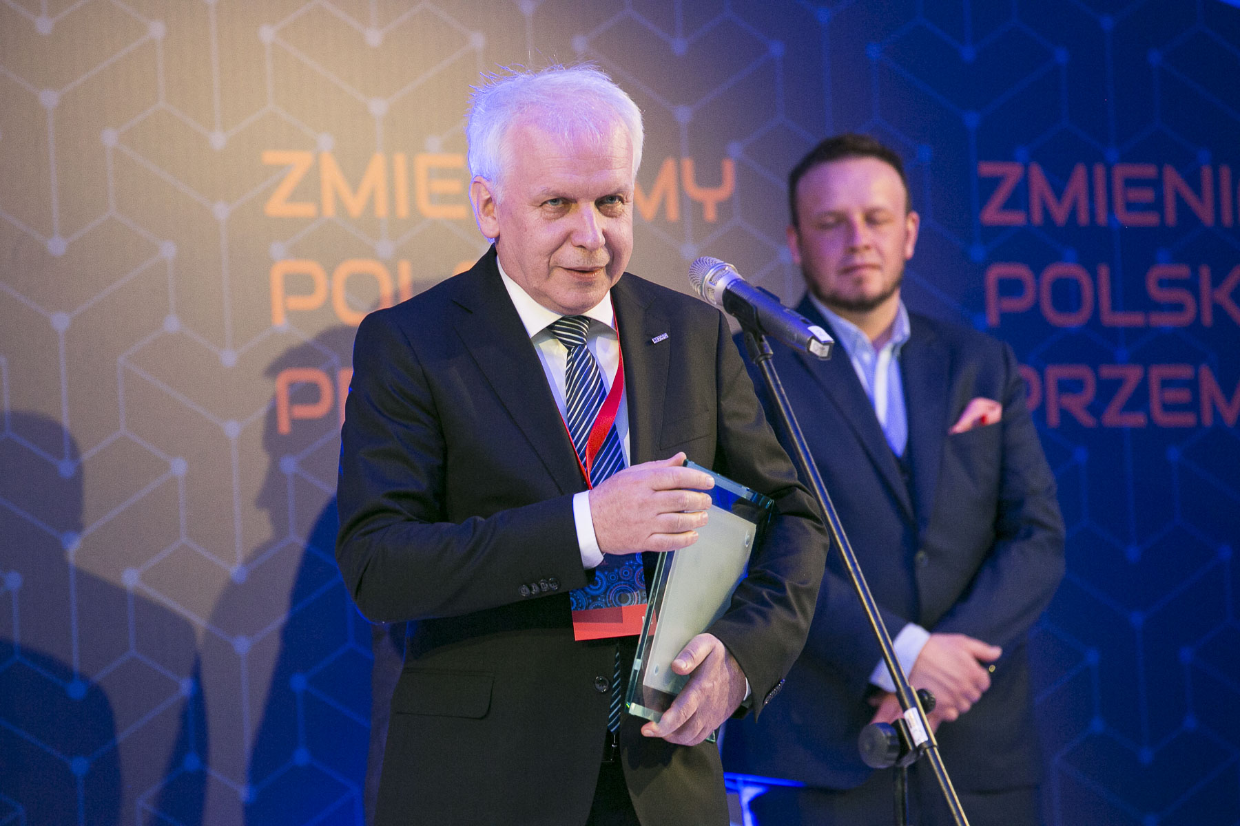 Marek Niewiadomski, prezes firmy Medcom