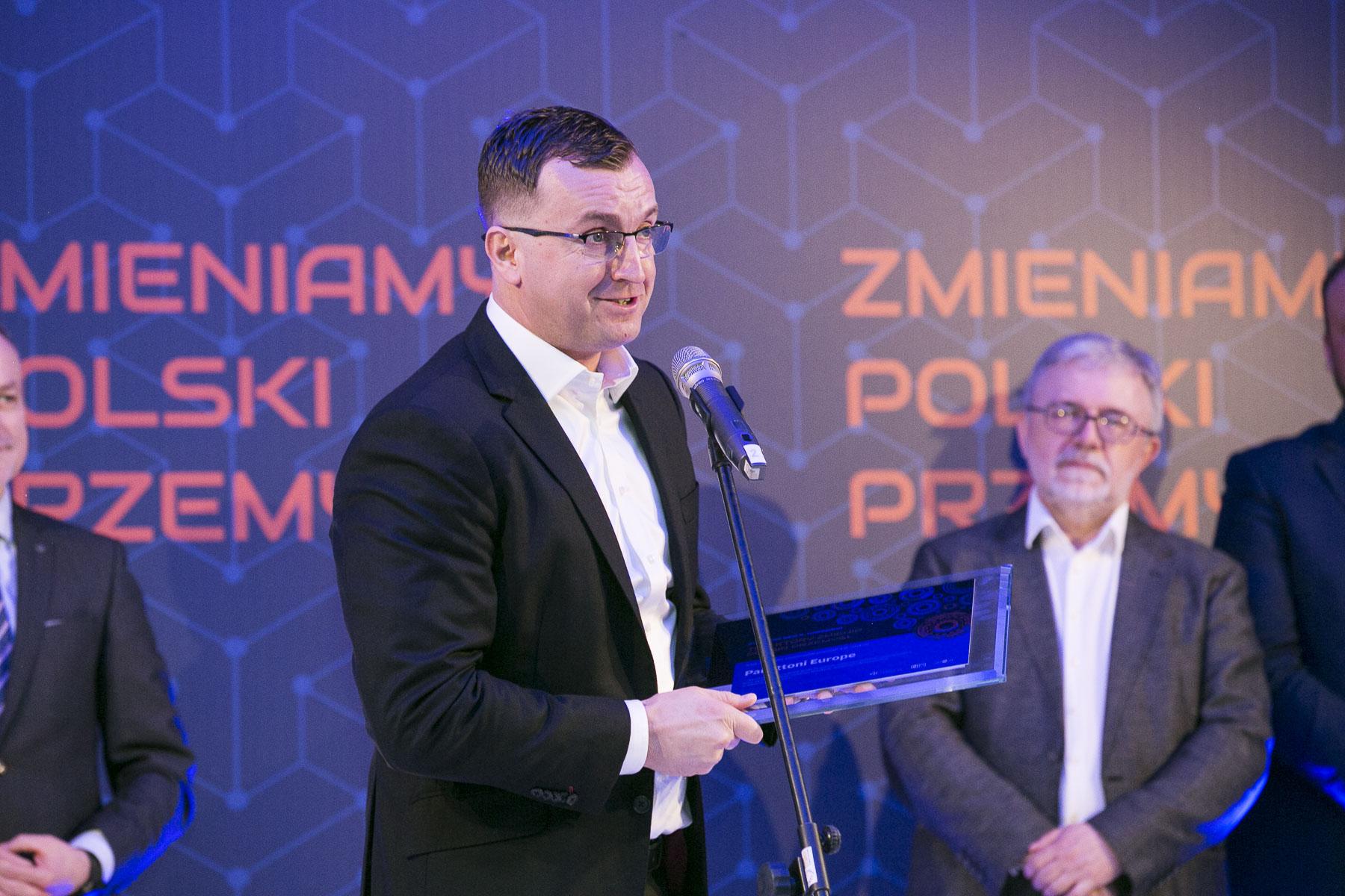 Robert Dobrzycki, dyrektor generalny Panattoni Europe