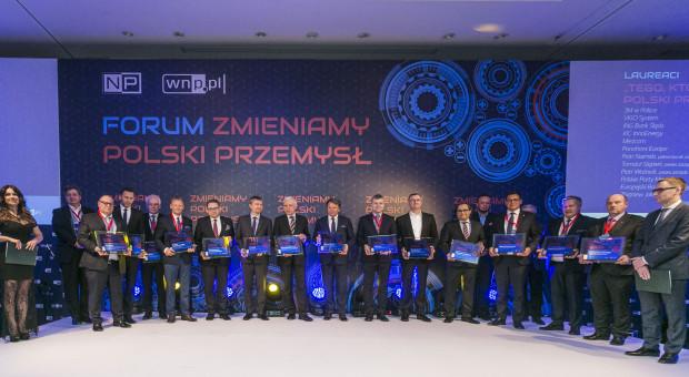 """Forum ZPP 2019: Gala przyznania Tytułów """"Tego, który zmienia polski przemysł"""""""