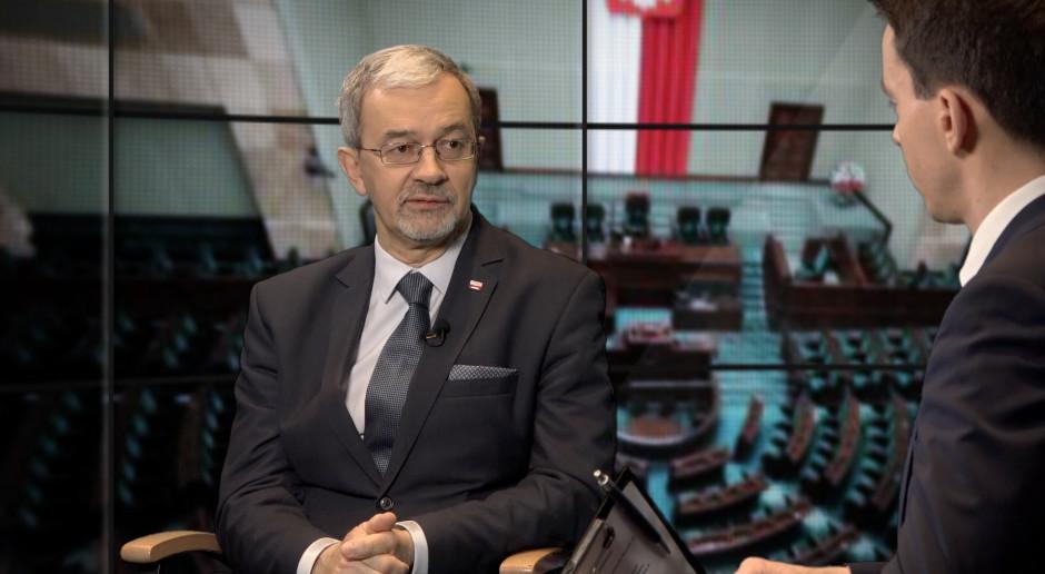 """Jerzy Kwieciński w Komisji Europejskiej? """"Ciągnie mnie do konkretnej pracy, a mniej do parlamentarnej"""""""