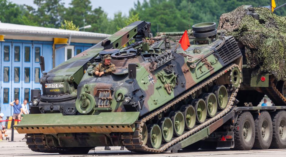 """""""Niemcy muszą zacząć poważnie traktować wydatki na obronę"""""""