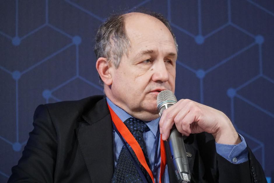 Adam Dobrowolski, dyrektor Departamentu Rynków Energii Elektrycznej i Ciepła Urzędu Regulacji Energetyki