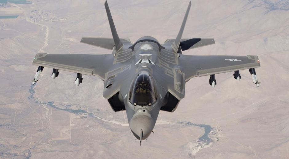 Minister zapowiada szybkie podpisanie umowy na zakup F-35