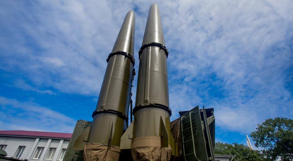 Rosjanie zmodernizują rakiety w Obwodzie Kaliningradzkim