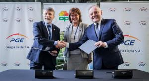 Spółki zawarły sojusz na rzecz zwiększenia dostępności ciepła sieciowego. W tle planowana inwestycja lidera rynku