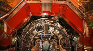 Polak wśród pomysłodawców nowego eksperymentu przy Wielkim Zderzaczu Hadronów