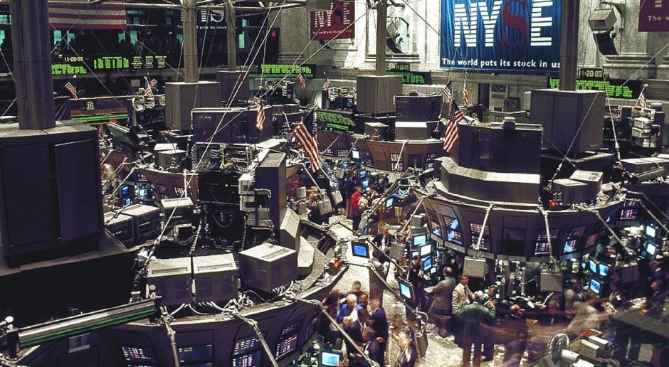 Spadki na nowojorskich giełdach. Umowa z Chinami przyniesie wzrosty?