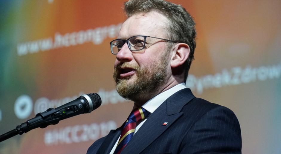 Łukasz Szumowski składa rezygnację z funkcji ministra zdrowia