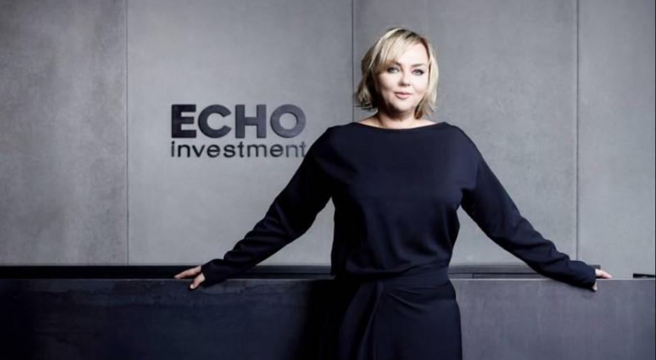 Nowy członek zarządu Echo Investment