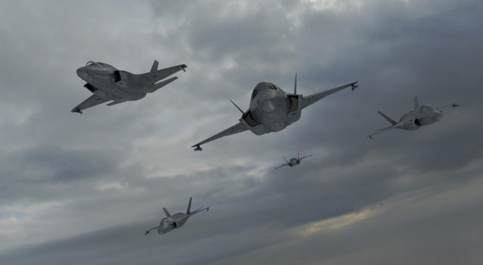 Nerwowa reakcja Turcji na wykluczenie z programu F-35