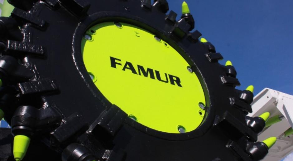 Famur podpisał umowę z PGG na dostawę przenośników
