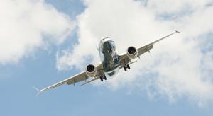 Awaryjne lądowanie Boeinga 737 Max