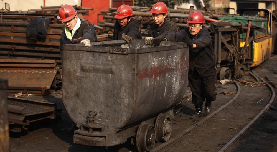 Chiny: Konsolidują górnictwo i likwidują nieefektywne kopalnie
