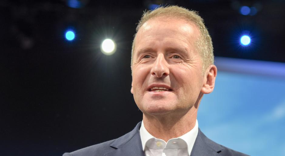 Herbert Diess nie będzie już kierować marką VW