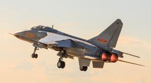 Dwóch pilotów zginęło w katastrofie myśliwca chińskiej marynarki wojennej