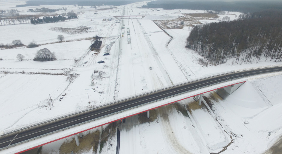 Mirbud mocno rośnie na giełdzie po wygraniu przetargu na autostradę A1