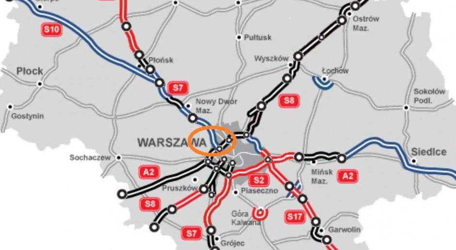 Bliżej do budowy północnej trasy wylotowej S7 z Warszawy