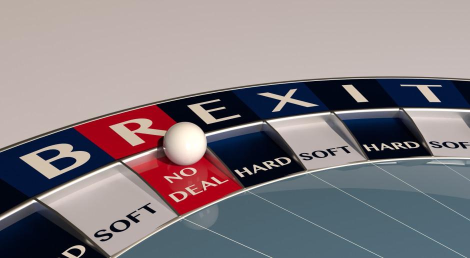Brexit bez porozumienia handlowego coraz bardziej realny