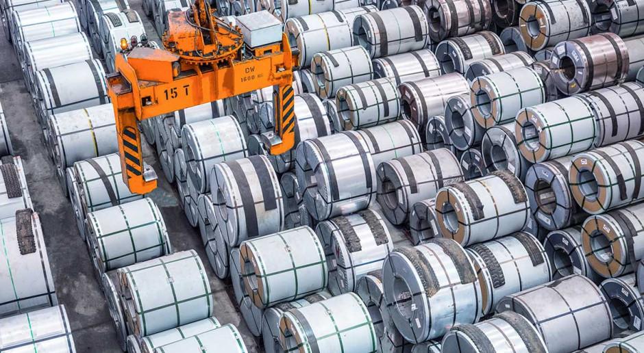 Dziwna konfrontacja na rynku stali