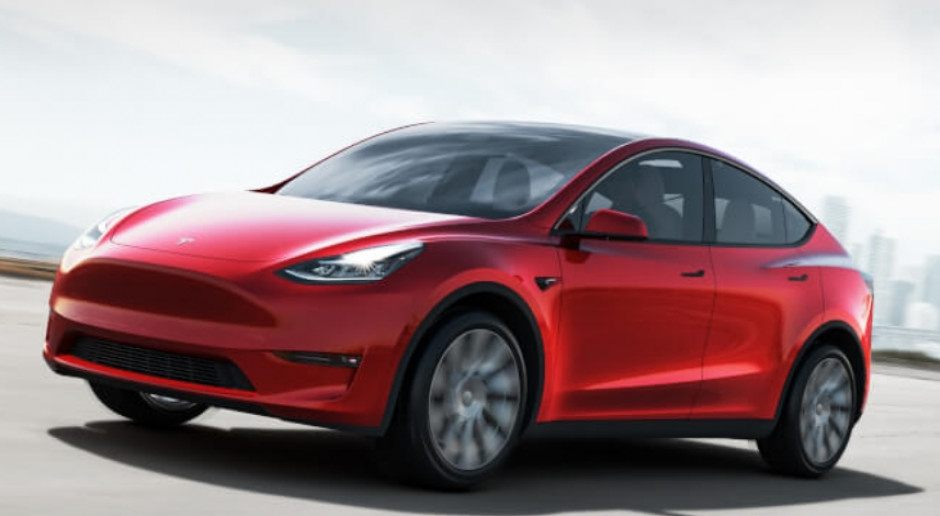 Tesla Model Y dopuszczony do sprzedaży w Chinach
