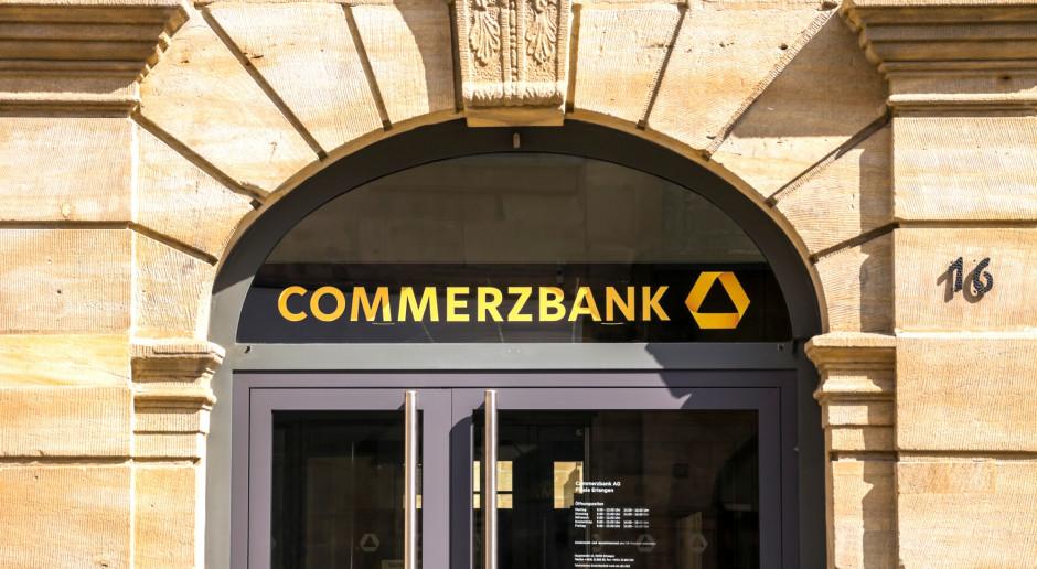 Commerzbank zwiększa zwolnienia
