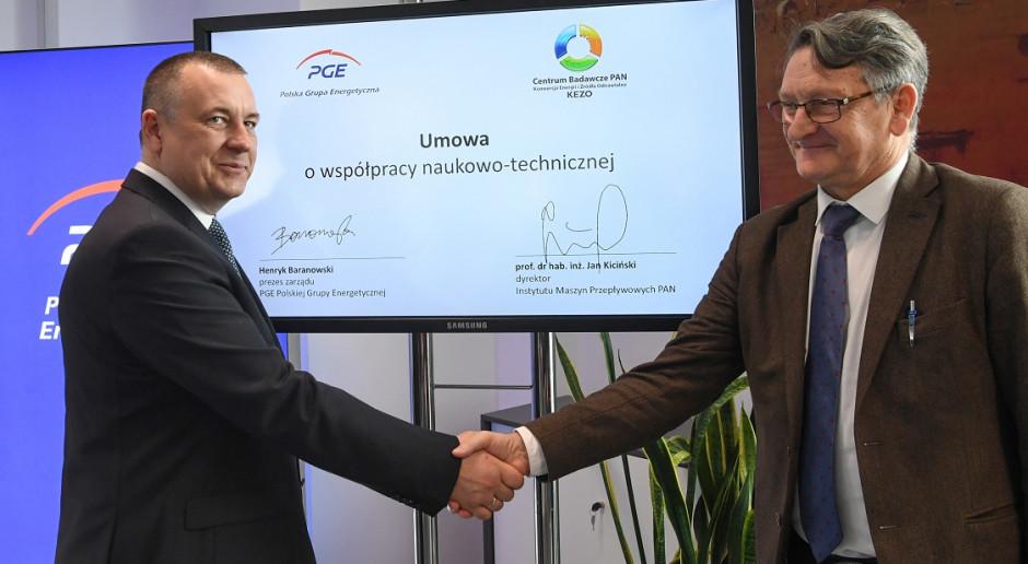 PGE będzie współpracowała z Centrum Badawczym  KEZO w Jabłonnie