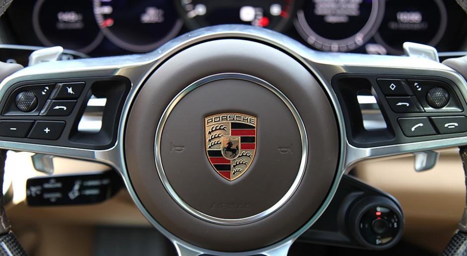 Rośnie pozycja Porsche w ramach grupy Volkswagen