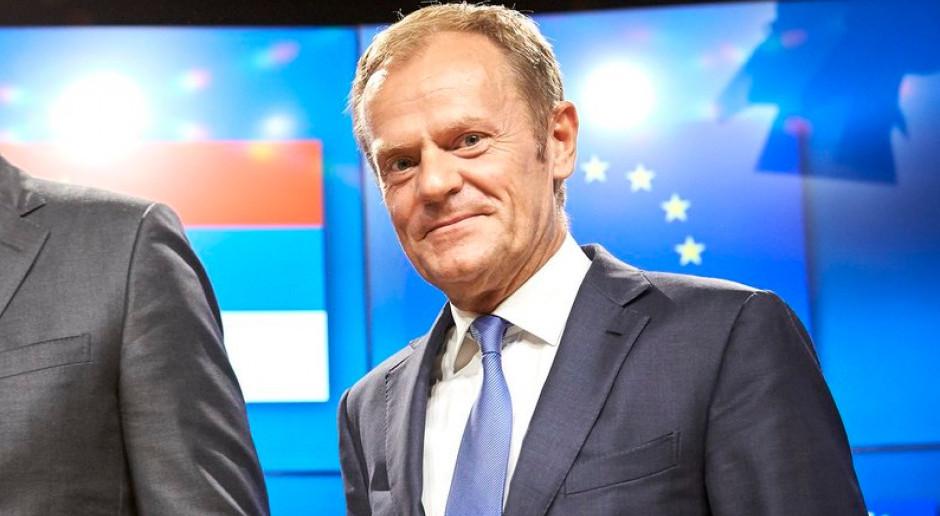 Donald Tusk daje zielone światło dla wydłużenia terminu brexitu