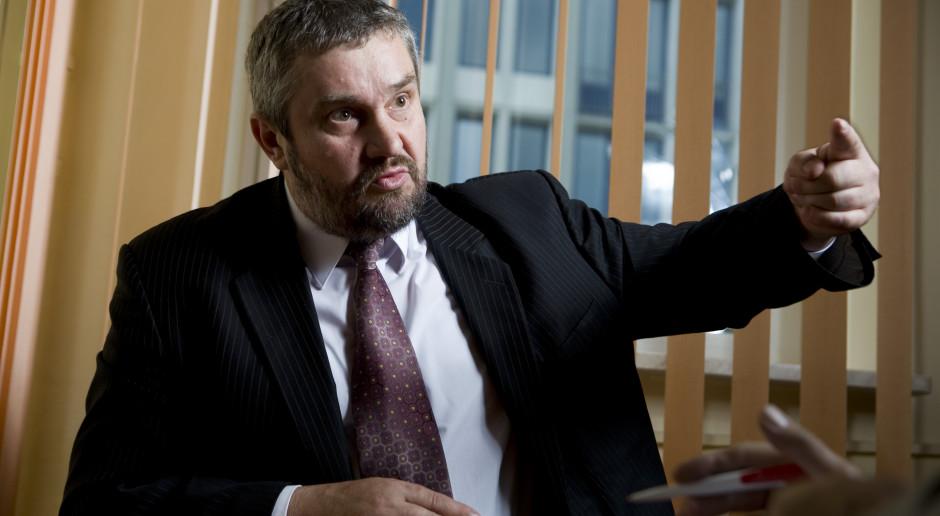 Jan Ardanowski: Nie grozi nam podwyżka cen żywności