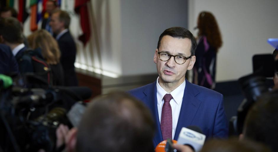 Premier: Polska chce, żeby Wielka Brytania pozostała w UE