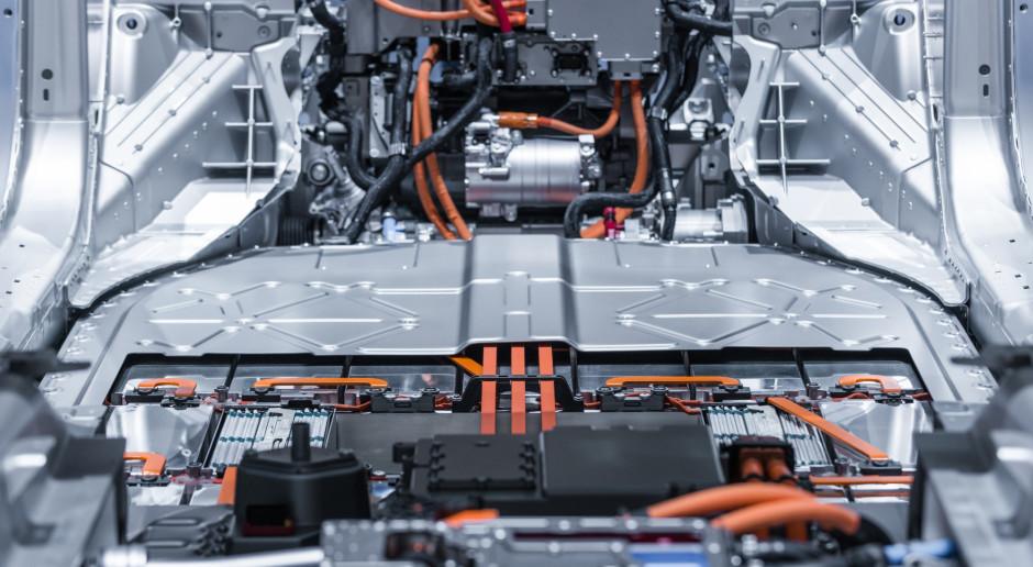 Wielki chemiczny koncern Lanxess rozwija dział elektromobilności