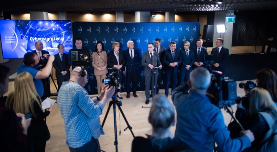Rząd pokaże politykę energetyczną państwa do 2040 na Europejskim Kongresie Gospodarczym w Katowicach