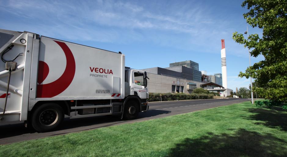 Nowa spółka w grupie Veolia handluje energią i gazem
