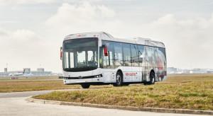 Chińskie autobusy elektryczne wjeżdżają do Japonii