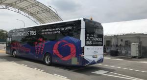 Nadjeżdżają autobusy bez kierowców
