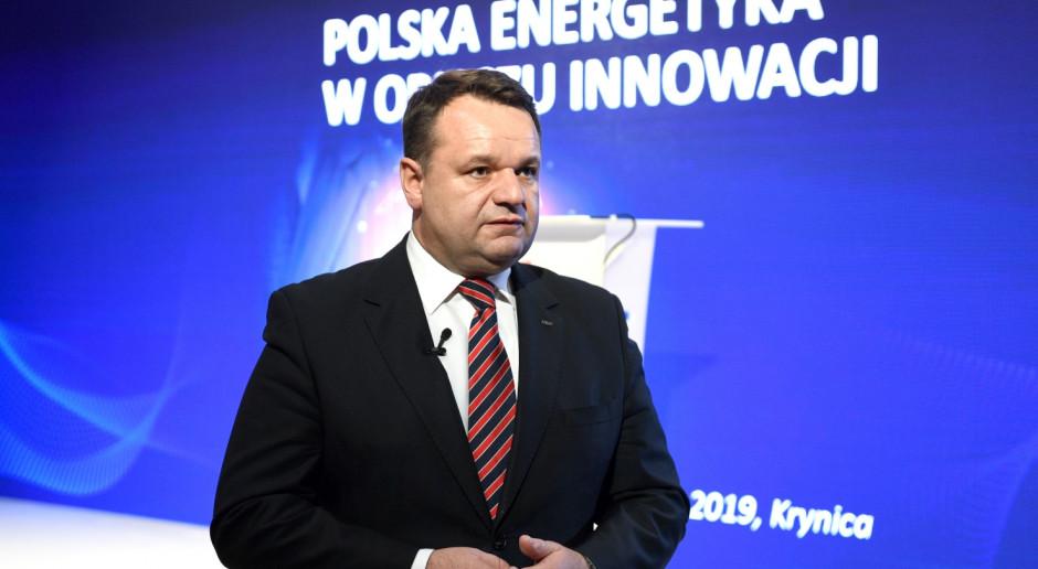 Paweł Śliwa o innowacjach i planach PGE oraz ładowaniu aut elektrycznych