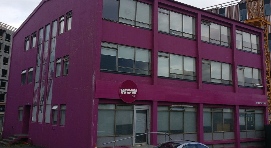Bankructwo linii lotniczych WOW Air