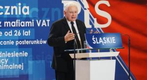"""Jarosław Kaczyński ostrzega koalicjantów: """"ucho od dzbana"""" może się urwać"""