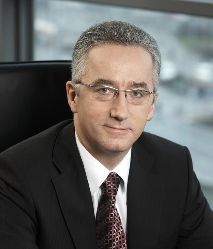 Andrzej Dulka (fot. mat. pras.)