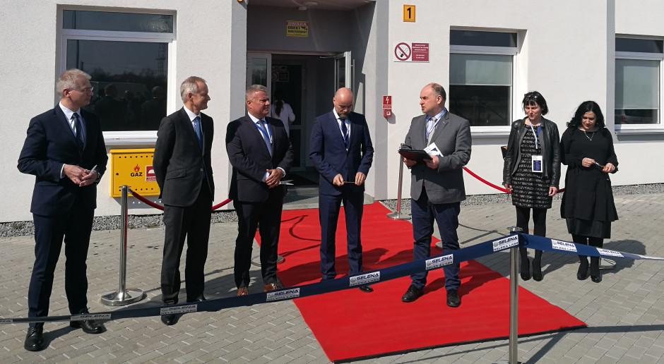 Selena otworzyła największe w Europie laboratorium chemii budowlanej