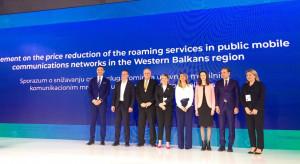 Kraje Bałkanów Zachodnich kończą z opłatami za roaming