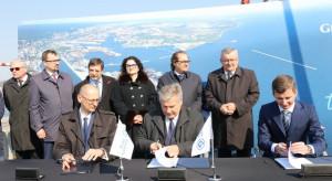 Jest kontrakt na ważną inwestycję w Porcie Gdynia. Minister zapowiada kolejne