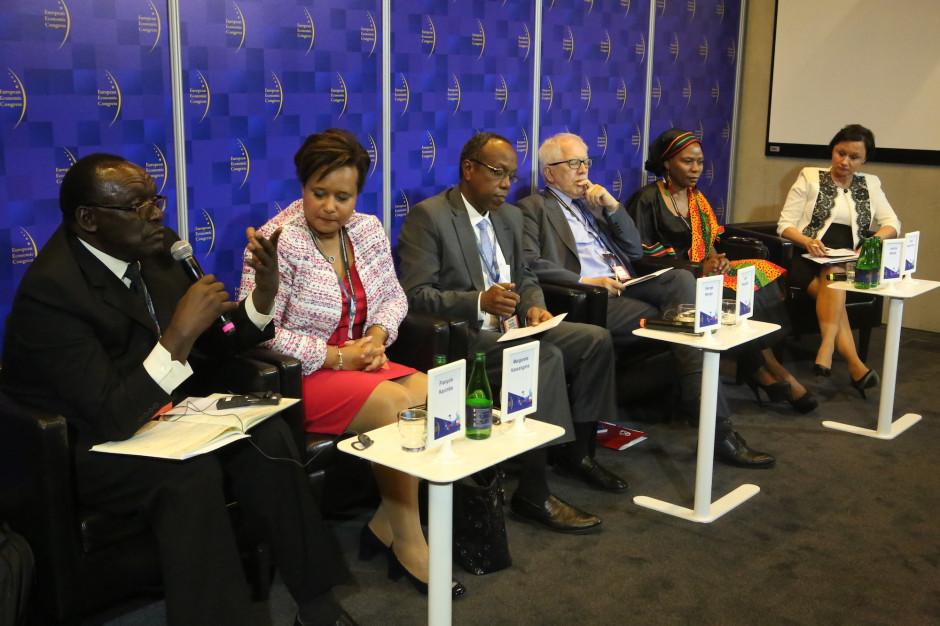 Od kilku lat Europejskiemu Kongresowi Gospodarczemu towarzyszy Forum Afryka-Europa Centralna. Fot. PTWP
