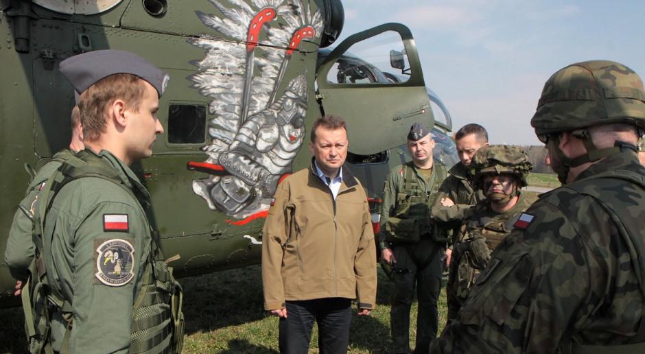 MON: Wojsko Polskie spełnia najwyższe standardy