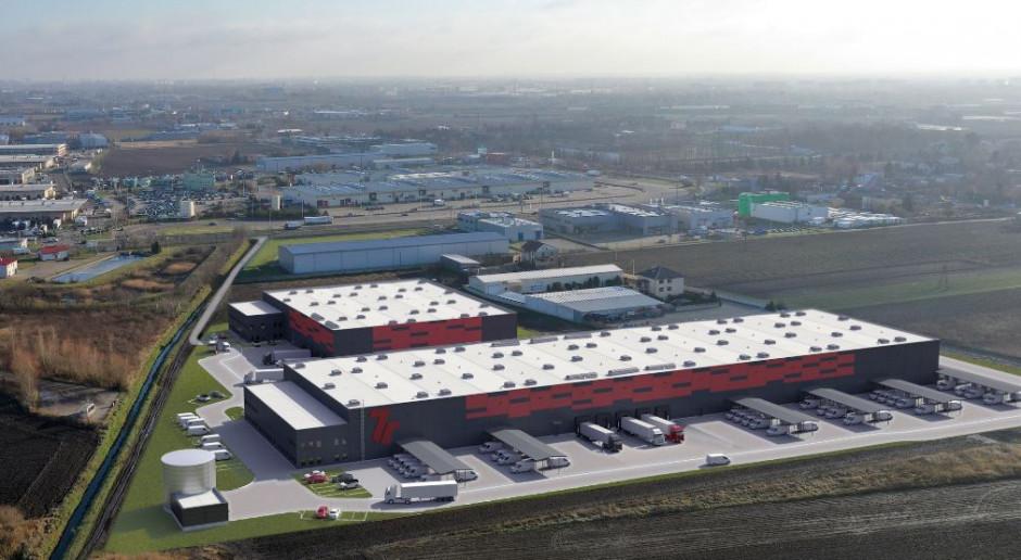 7R rozpoczyna budowę magazynów w 7R Park Warsaw West I